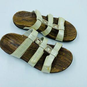 Orthaheel Adjustable Strappy Sandals 6